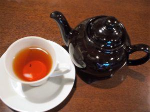 雑味、苦味がなくあっさりした国産紅茶です。